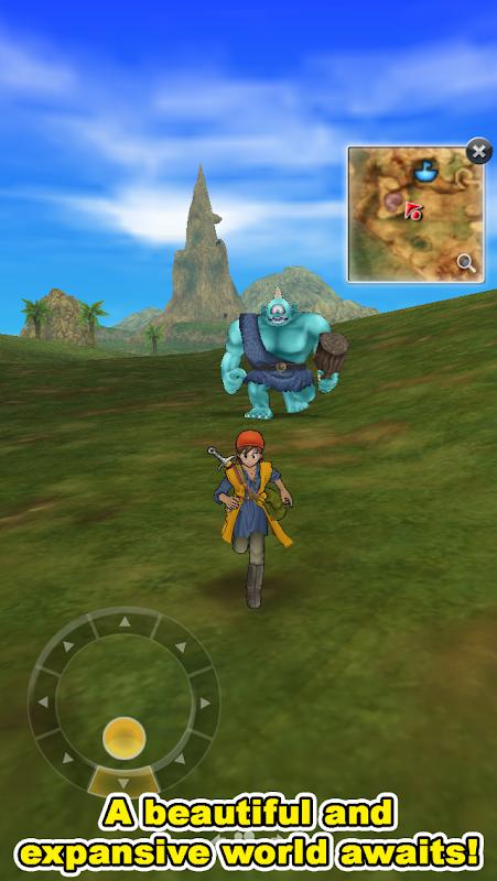 dragon quest v 1.0.1 apk
