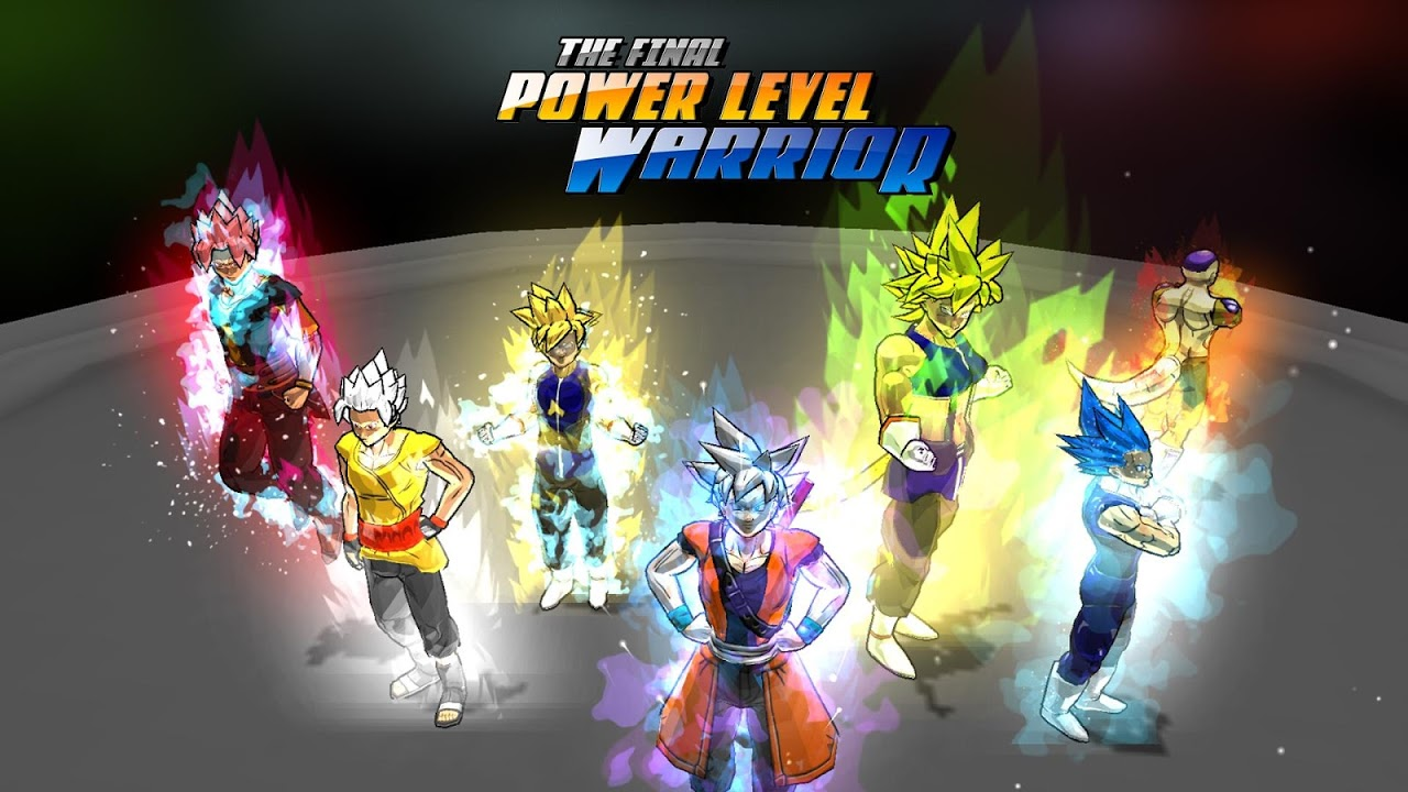The Final Power Level Warrior (RPG) 1.2.7p2 Screen 7
