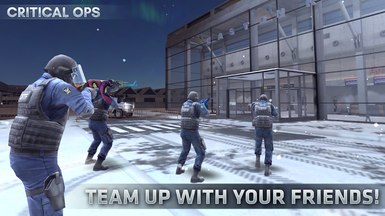 Android Critical Ops Screen 17