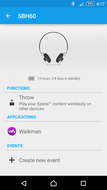 Android Smart Connect Screen 4