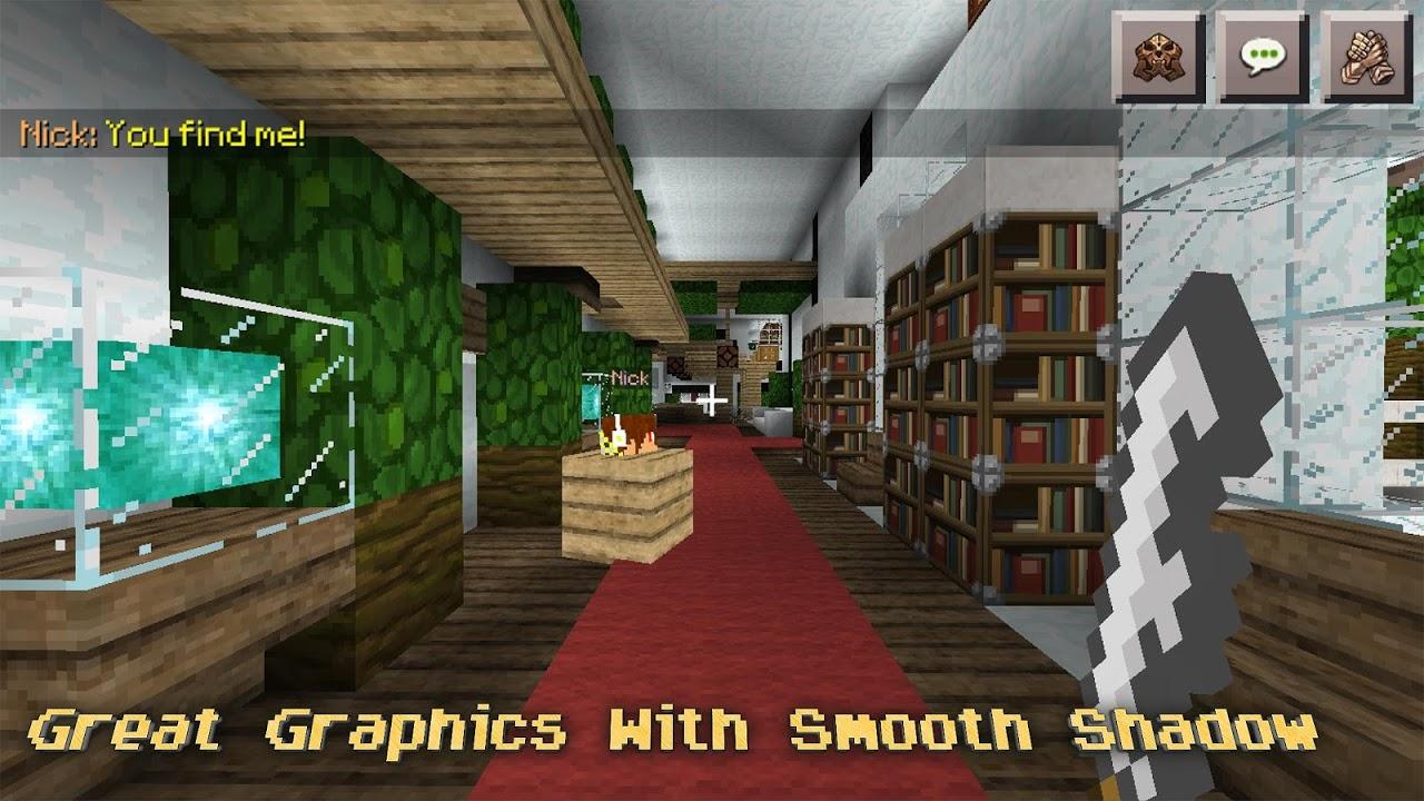 Hide N Seek : Mini Game 4.7.1 Screen 1