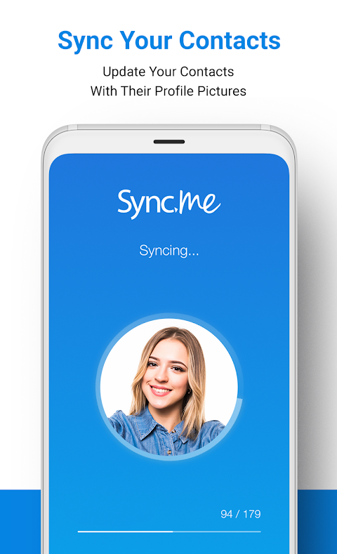 Sync.ME - Caller ID, Spam Call Blocker & Contacts 4.18.12 Screen 2
