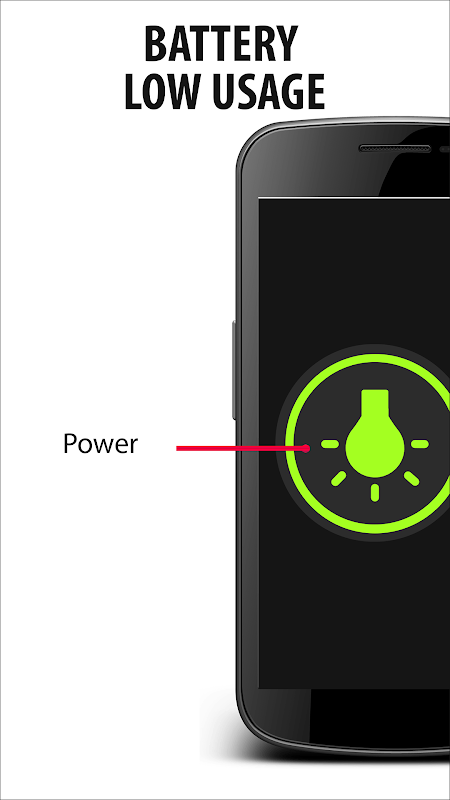 Flashlight Widget - Original 3.0 Screen 1
