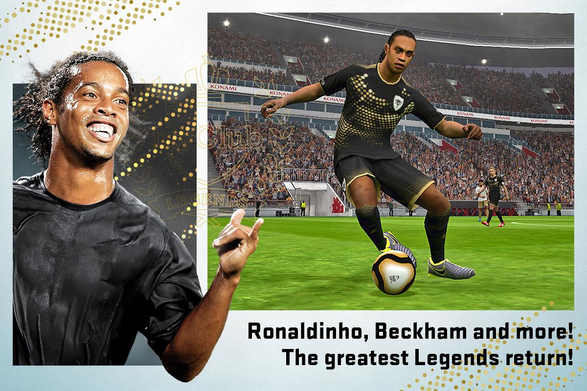 Android PES2017 -PRO EVOLUTION SOCCER- Screen 18