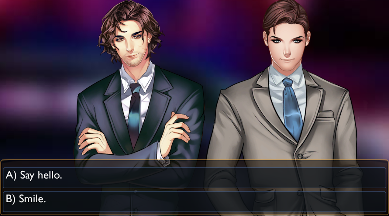 Android Is-it Love? Ryan: Choose your story – Otome Games Screen 6