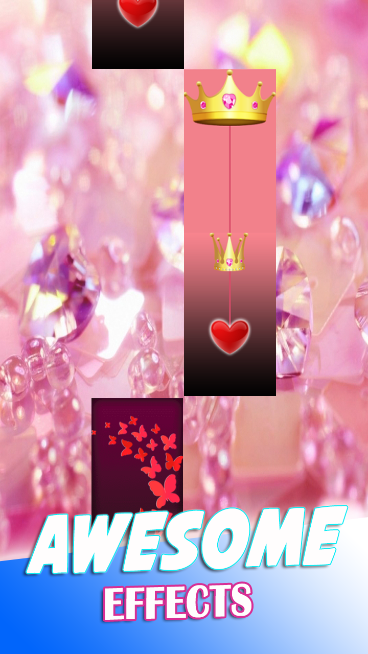 Android Fairytale Magic Piano Tiles Screen 2