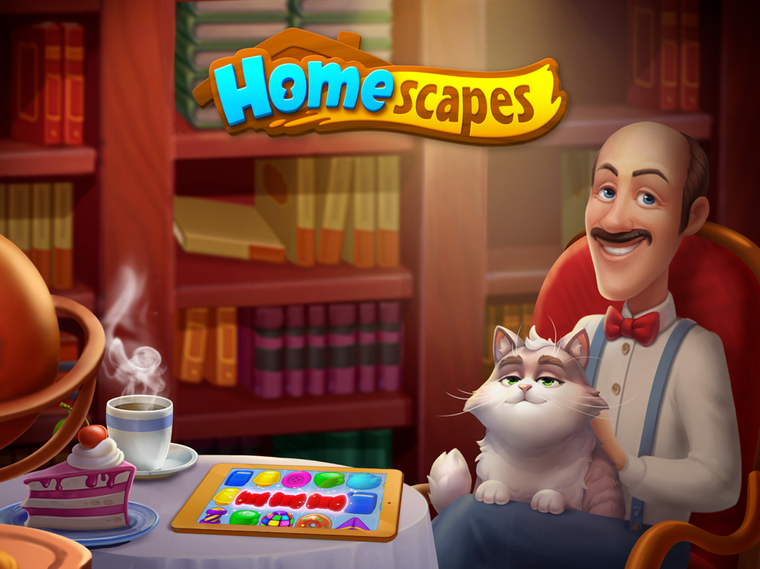 Homescapes 1.3.0.900 Screen 18
