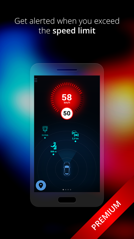 Speed Cameras & Traffic Sygic 3.9 Screen 4