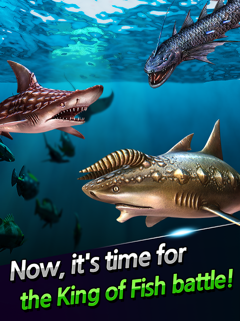 Android Ace Fishing: Wild Catch Screen 3