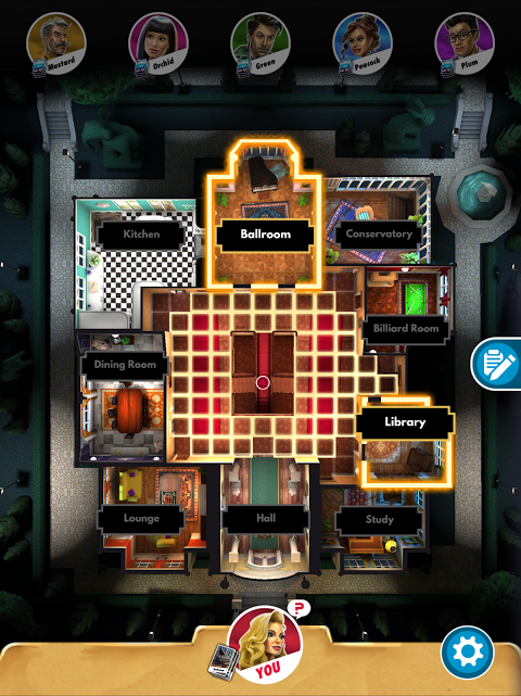 Android Cluedo Screen 9