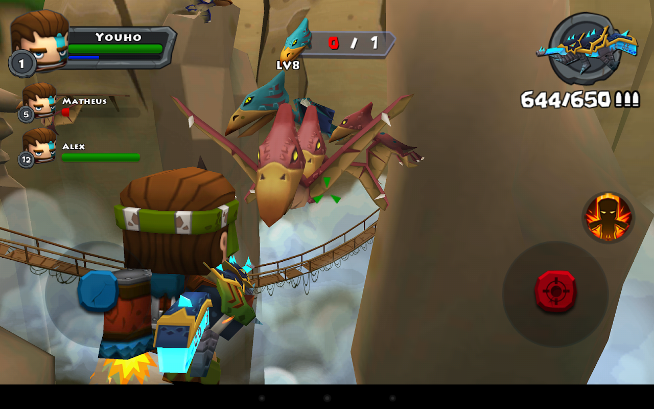 Android Call of Mini™ Dino Hunter Screen 9