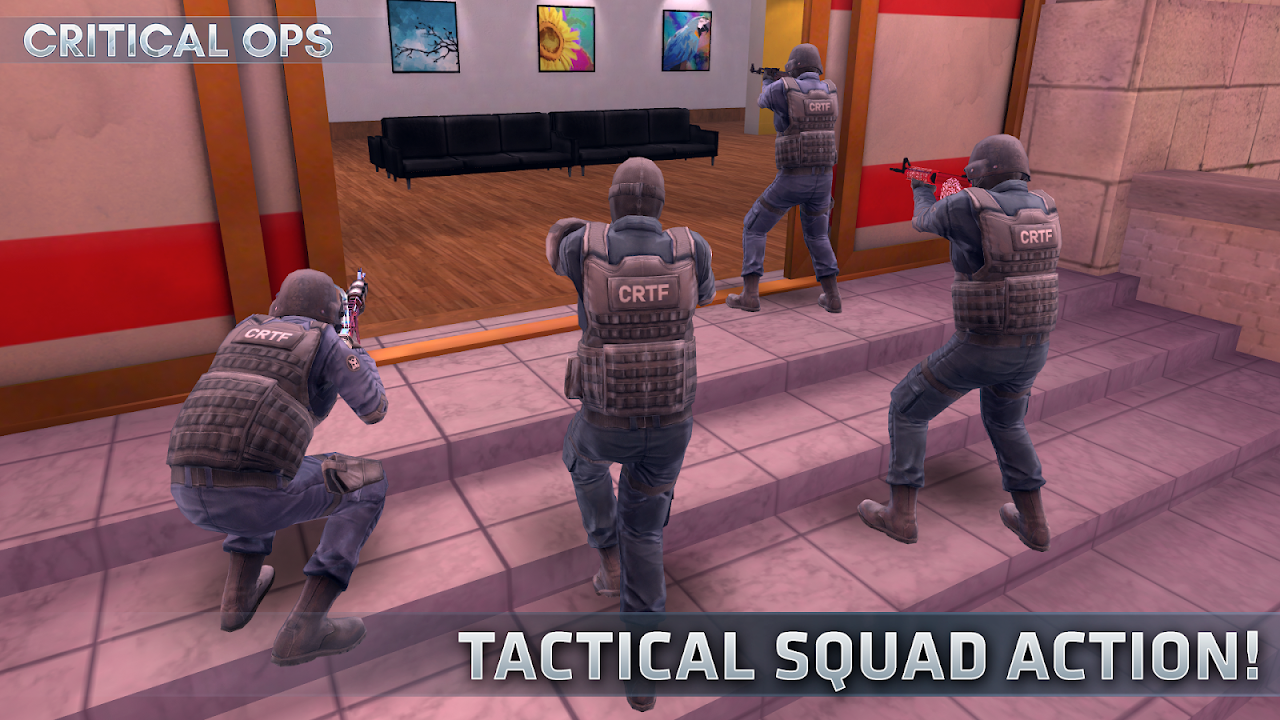 Android Critical Ops Screen 16