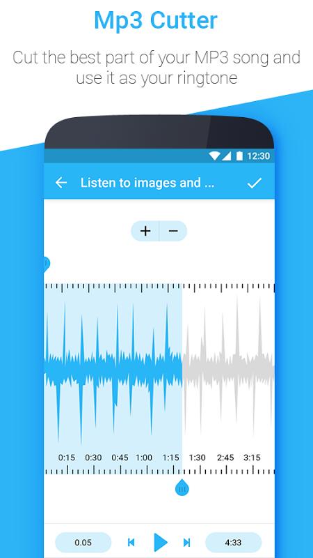 Android Muziko Music Player & Tag Edit Screen 3