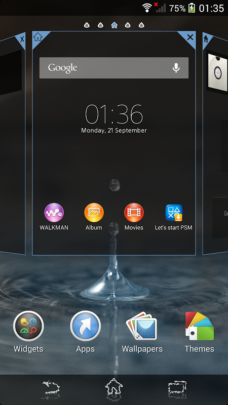 Blue Water 1.1.0 Screen 5