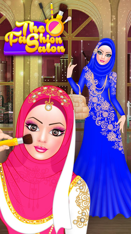 Hijab Fashion Doll Dress Up 1.2 Screen 6