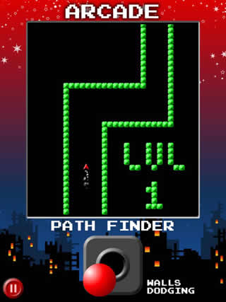Android Path Finder Screen 1