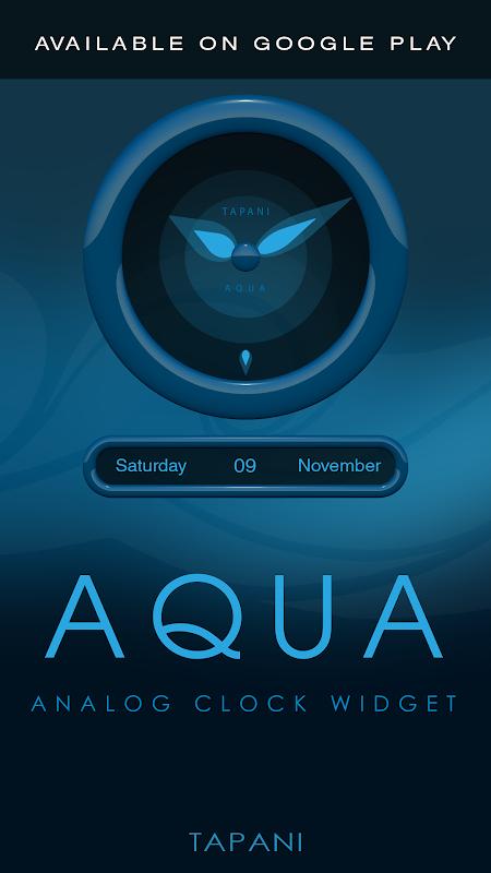 AQUA Poweramp skin 3 02 APK Download by tapanifirst