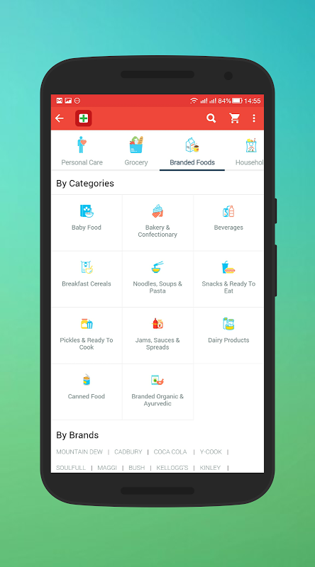 MedPlus - Medicines & Grocery 4.6.2 Screen 3