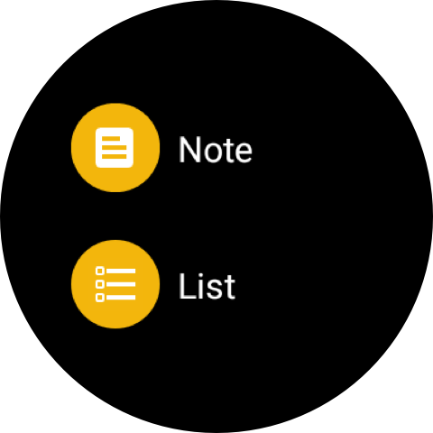 Google Keep - Notes and Lists 5.0.441.03.40 Screen 1