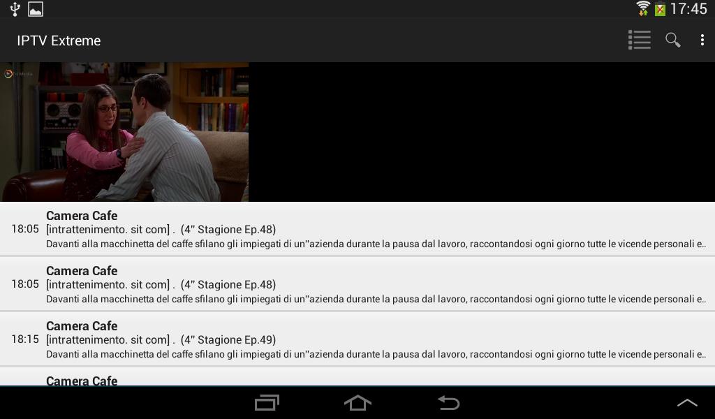 IPTV Extreme Pro 88.0 Screen 1