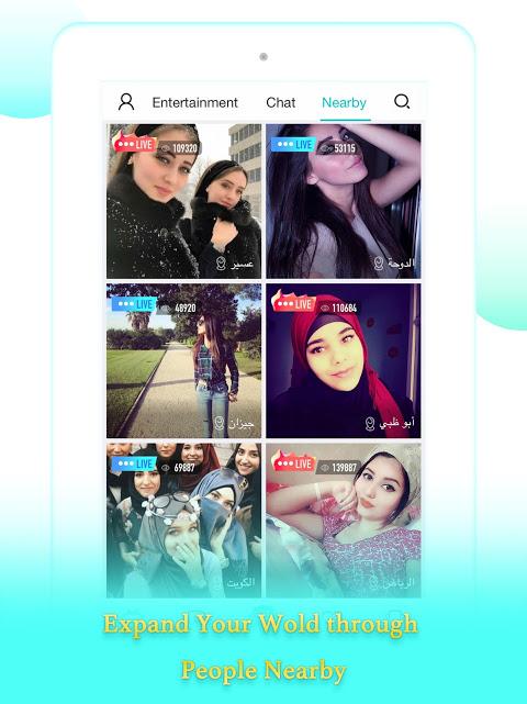 7Nujoom– Live Stream Video Chat & Random Chat Room 5.9.0 Screen 4