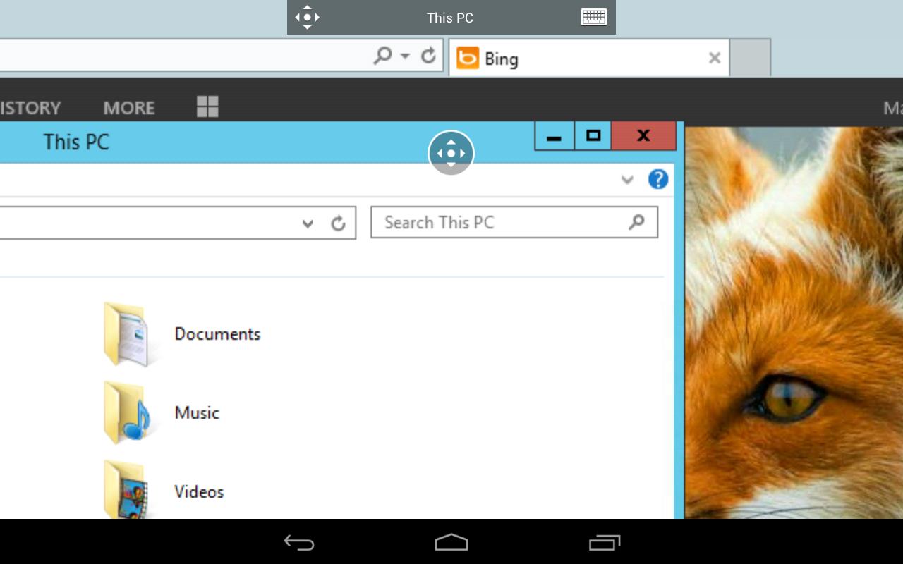 Microsoft Remote Desktop 8.0.5.24406 Screen 13