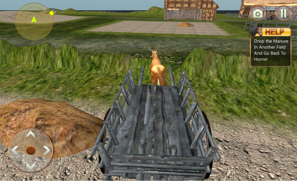 Android Life of Horse - Wild Simulator Screen 7