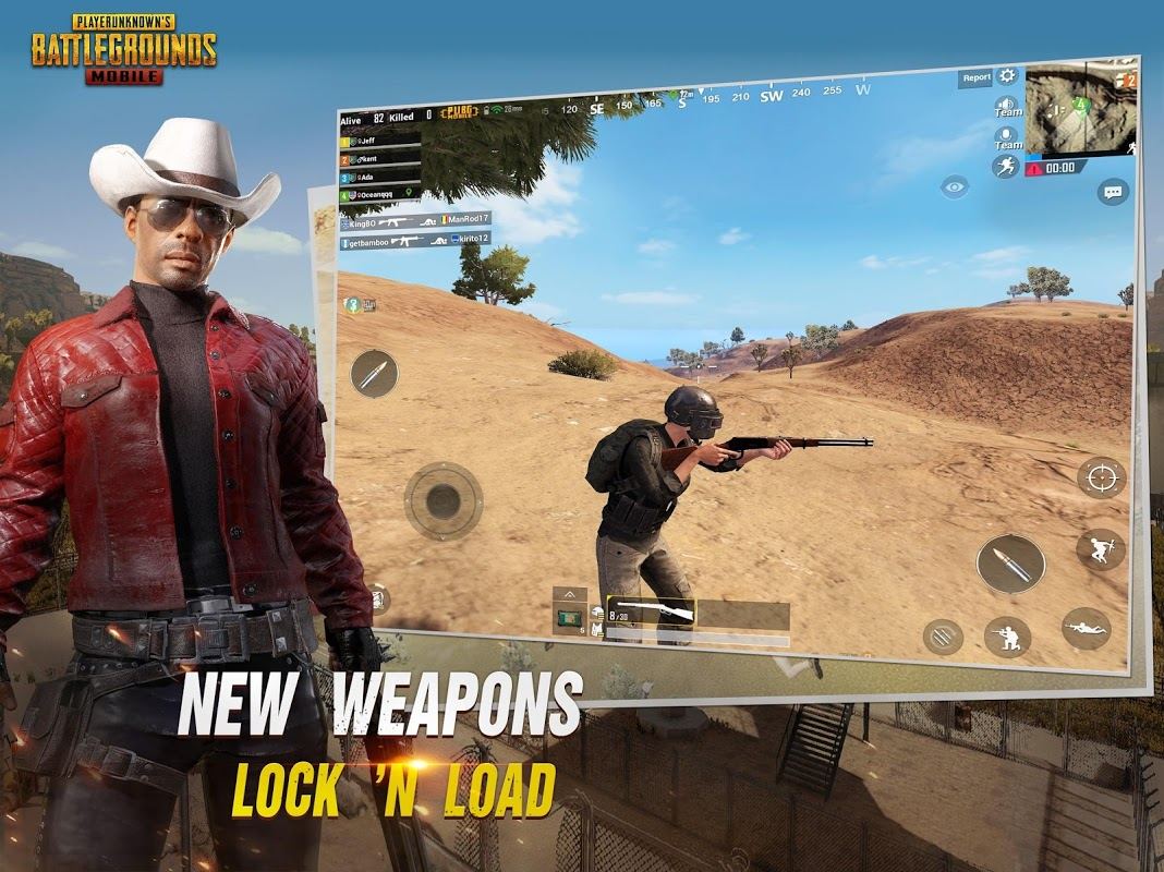 Android PUBG MOBILE Screen 8