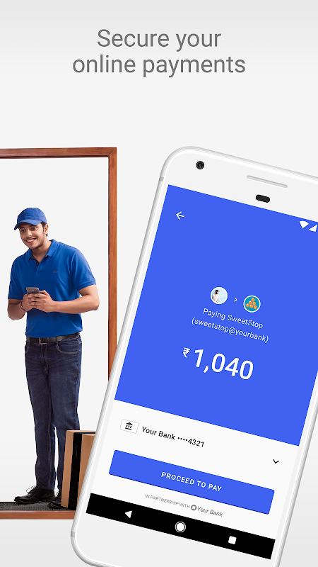 Tez – A new payments app by Google 15.0.001_RC06 (armeabi-v7a) Screen 5
