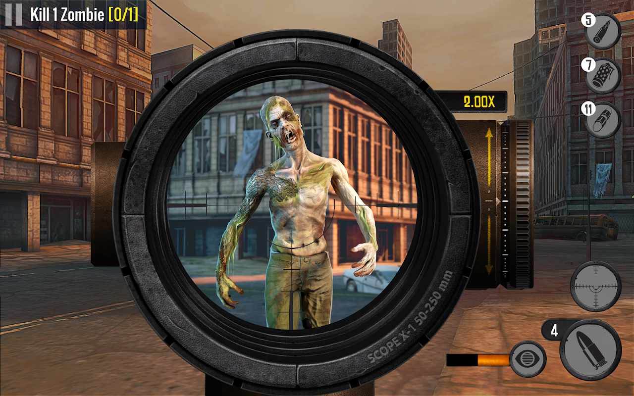 Android Best Sniper Legacy: Dino Hunt & Shooter 3D Screen 20