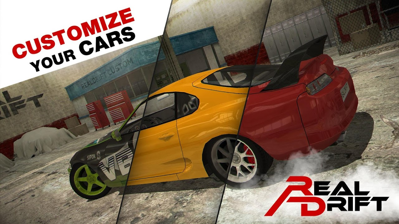 Android Real Drift Car Racing Screen 5