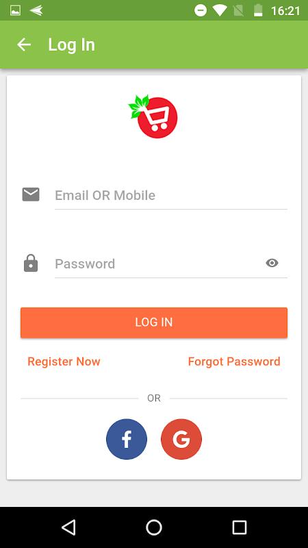 Flipfresh - An Online Supermarket Hubli 1.0.4 Screen 4