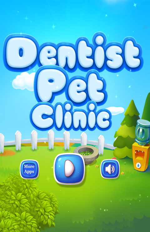Android Dentist Pet Clinic Kids Games Screen 4