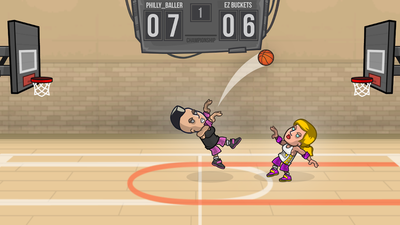 Basketball Battle 2.1.7 Screen 3