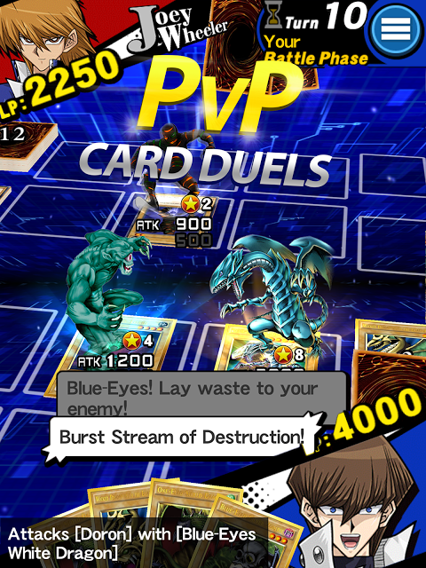 Android Yu-Gi-Oh! Duel Links Screen 9