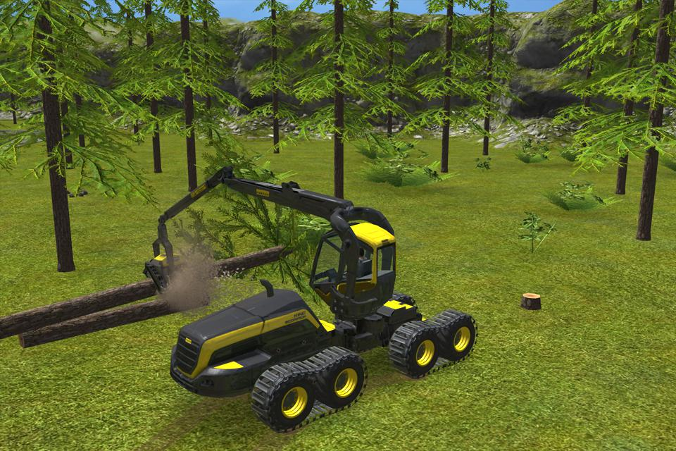 Android Farming Simulator 16 Screen 2