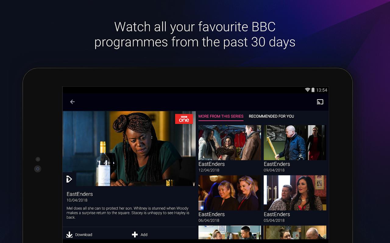 Android BBC iPlayer Screen 22