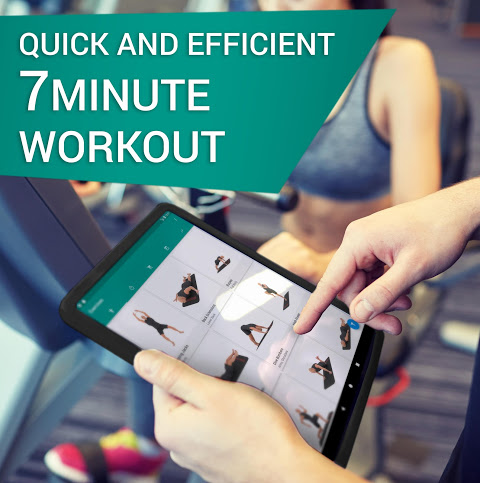 Android 7 Minute Workouts PRO - 99% DISCOUNT Screen 8