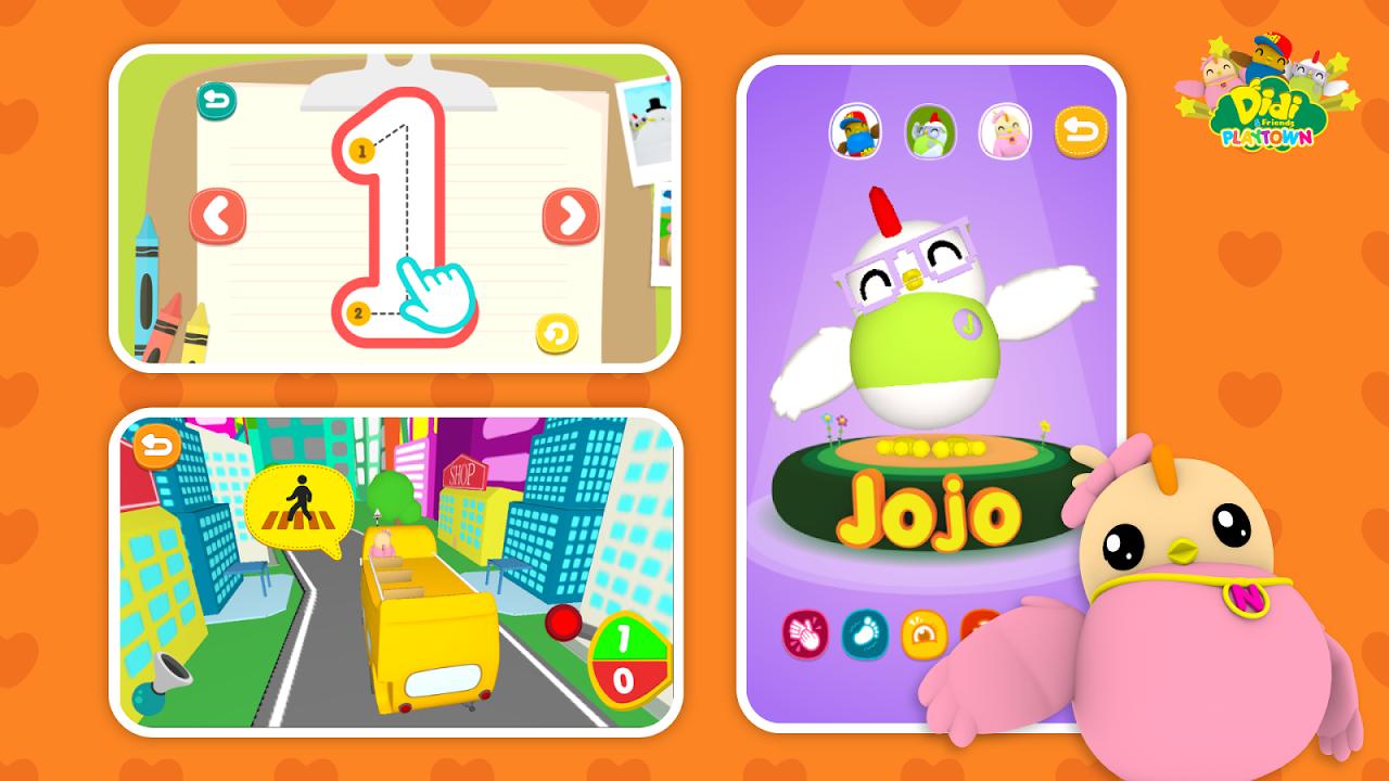 Didi & Friends Playtown 1.0.5 Screen 5