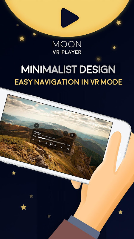 Moon VR Player Pro 2.5.0 Screen 3