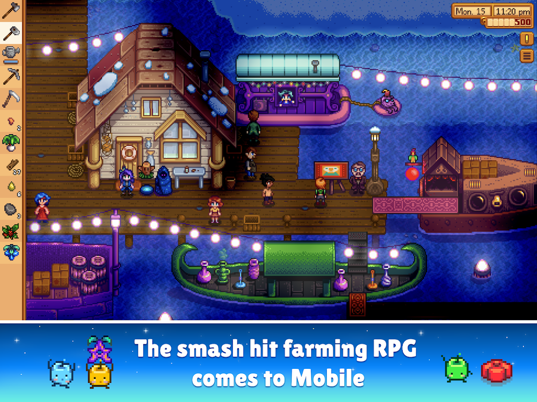 Stardew Valley 1.18 Screen 8