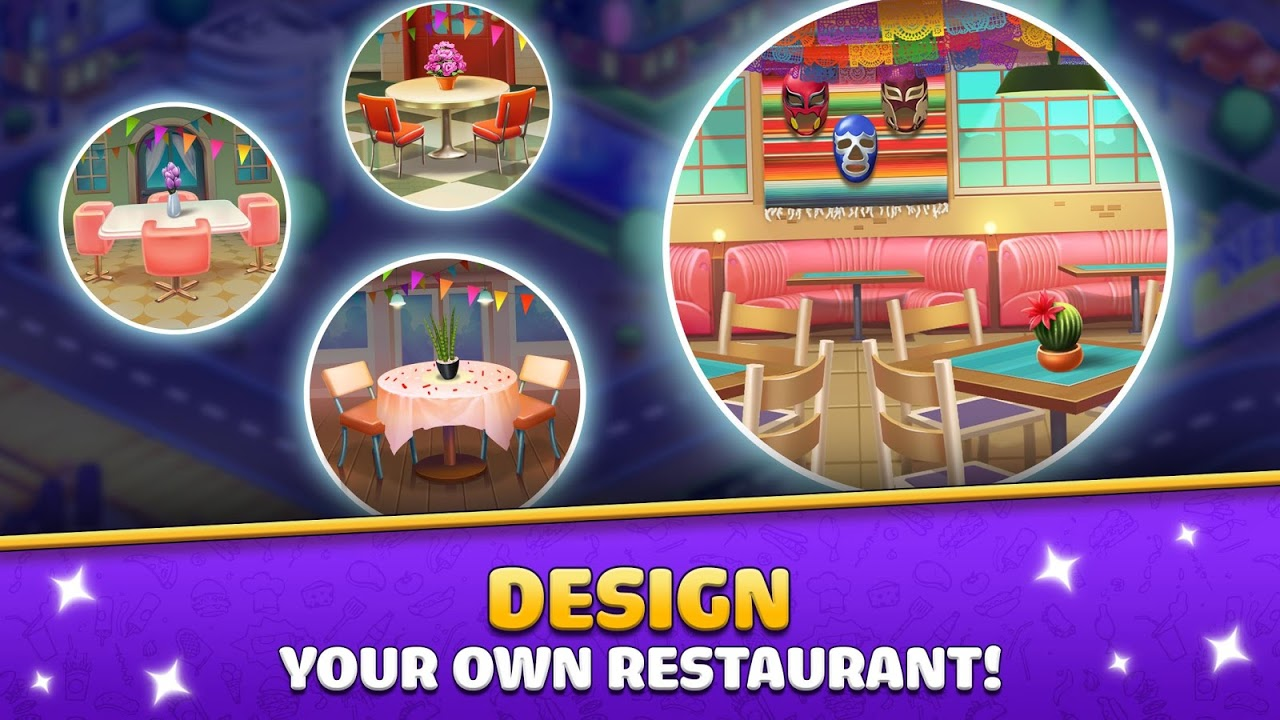 Android Cook It! Chef Restaurant Cooking Game Screen 2