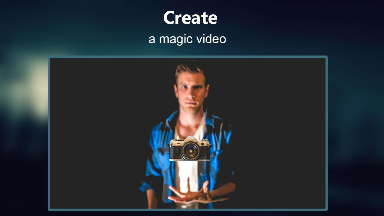 Android Reverse Movie FX - magic video Screen 1