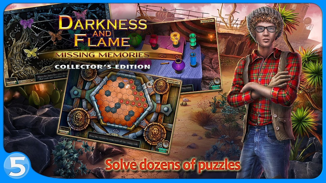 Android Darkness and Flame 2 (full) Screen 2