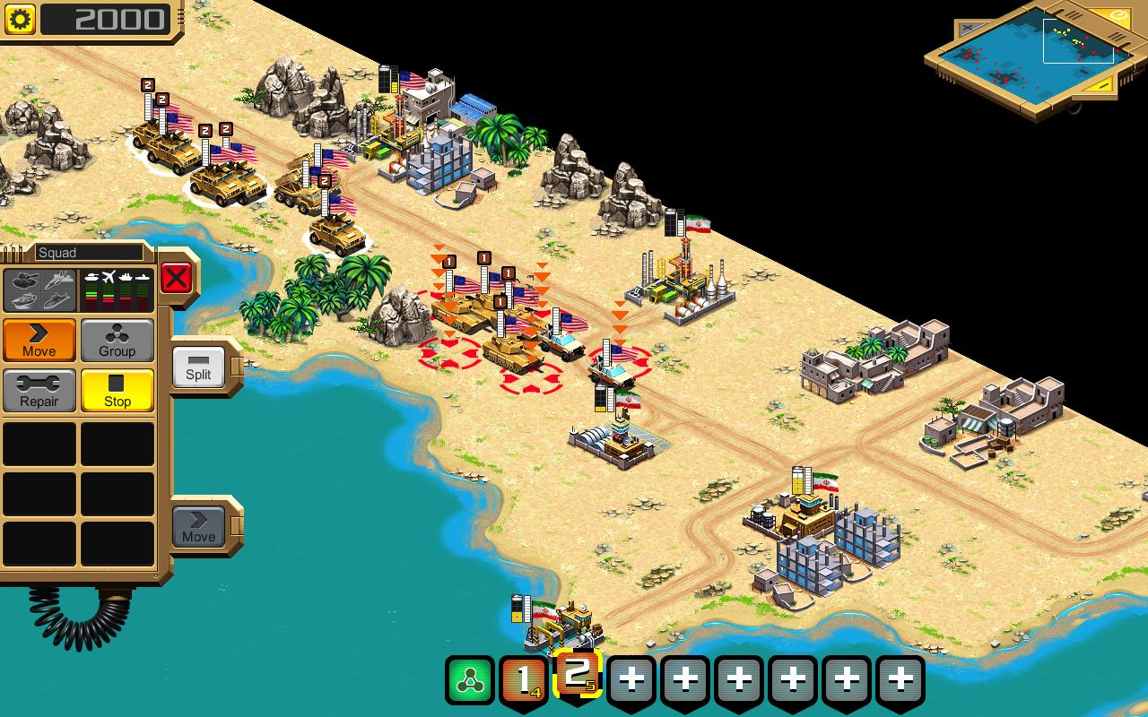 Desert Stormfront 1.0.1 Screen 12