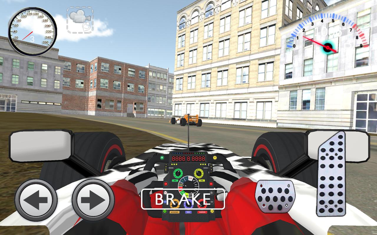 Real F1 Racing Game Simulator 1.01 Screen 2