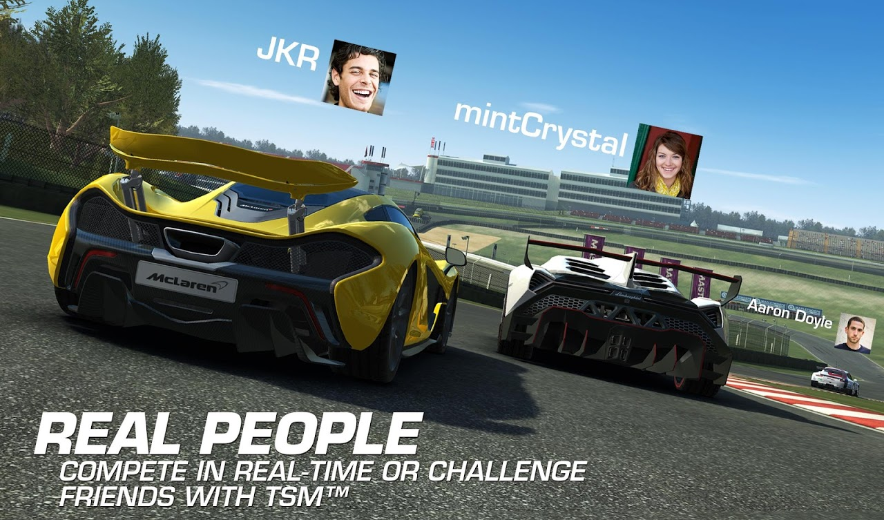 Android Real Racing 3 Screen 8