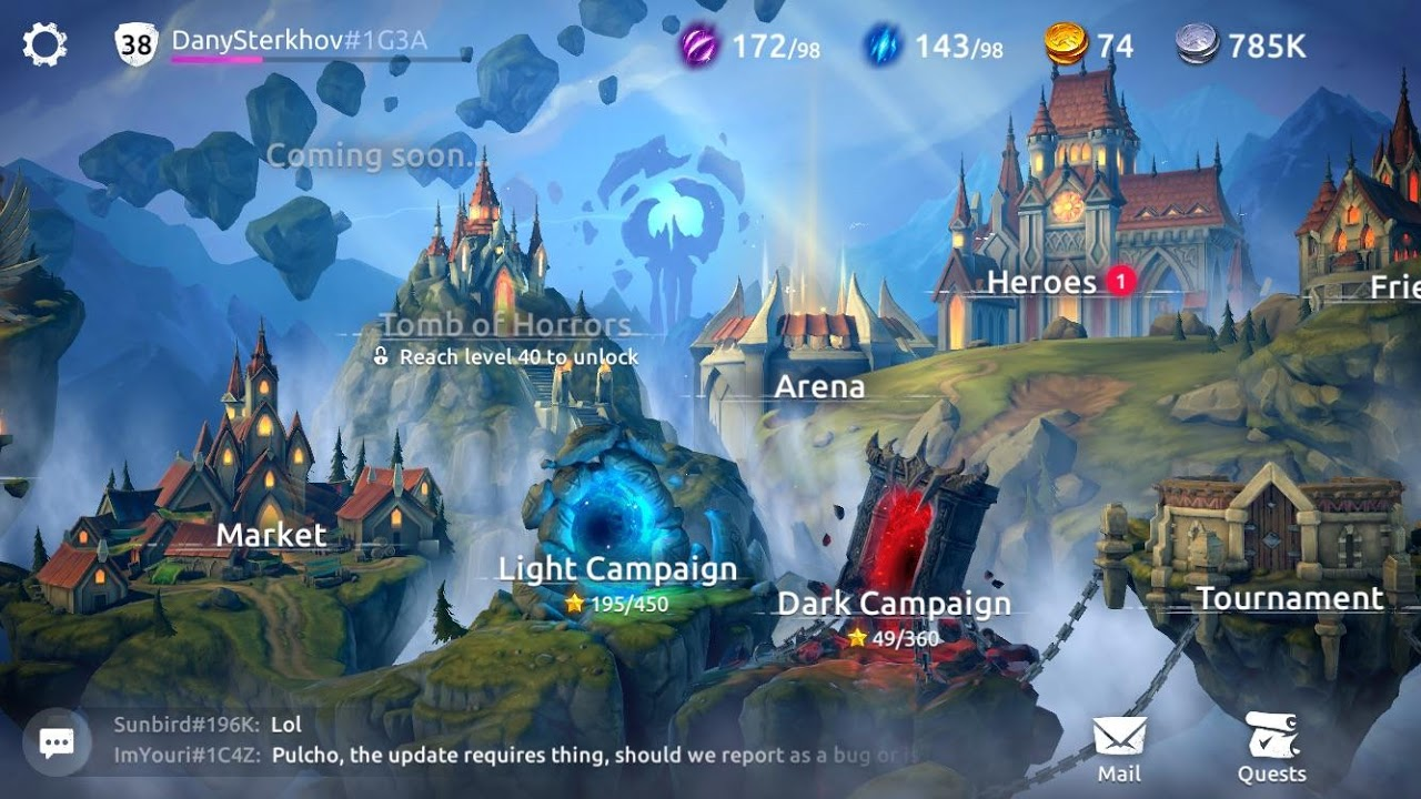 Android Age of Magic Screen 7