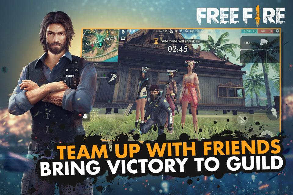 Garena Free Fire 1.21.0 Screen 2