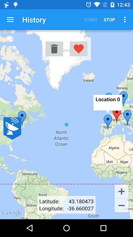Fake GPS 4.8.4 Screen 8